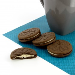 Biscuit Crème et Cookie façon Oréo