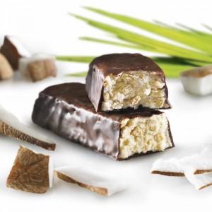 Barres protéinées Noix de coco