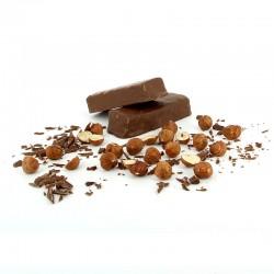 Barres protéinées croustillantes Chocolat Noisette