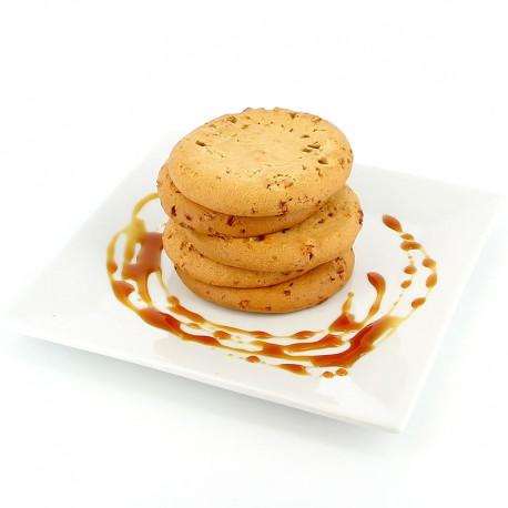 Cookies au Caramel salé