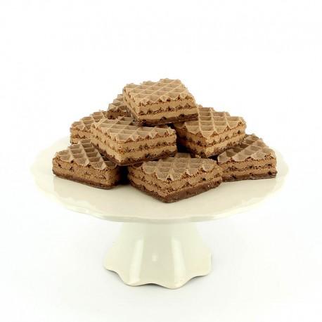 Gaufrettes arôme Chocolat
