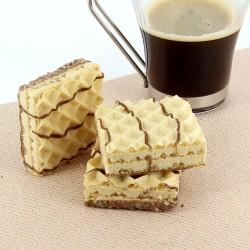 Gaufrettes arôme Beurre de Cacahuète