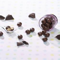Boules de Soja enrobage Saveur Chocolat
