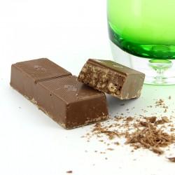 Barres Gaufres moulées arôme Chocolat