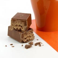 Barres protéinées Chocolat Croustillant