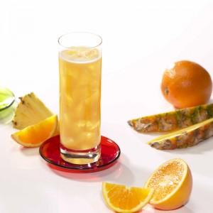 Boissons fraîches Ananas Orange