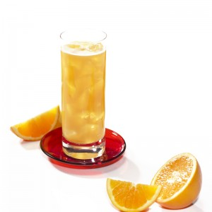Boissons fraîches Orange